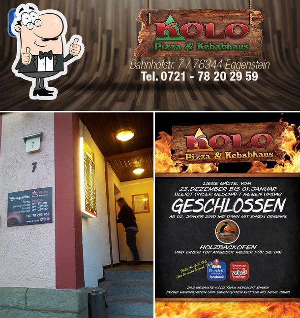 Фотография KOLO Pizza & Kebabhaus