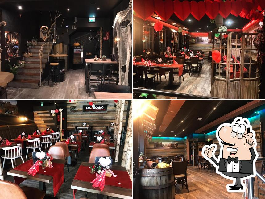 Check out how Americano freestyle looks inside