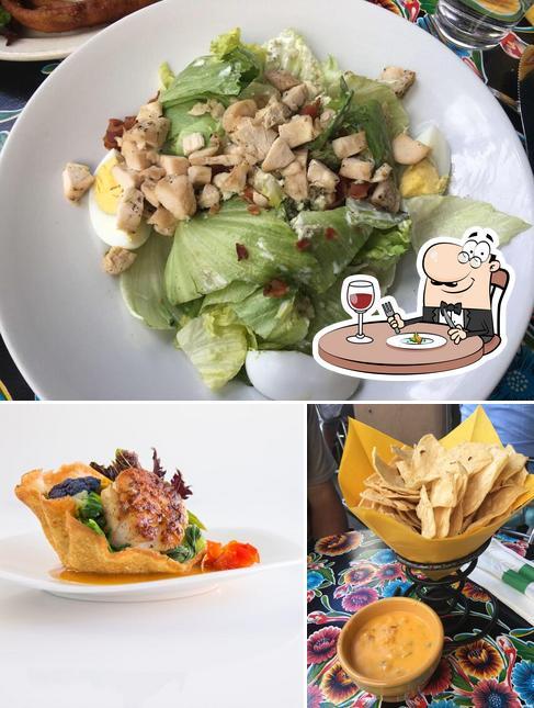 Meals at Coyote Café and La Cantina