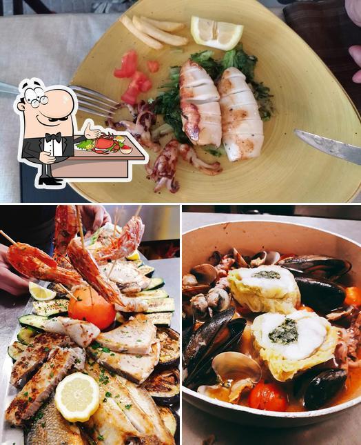 Bestellt Meeresfrüchte bei Restano