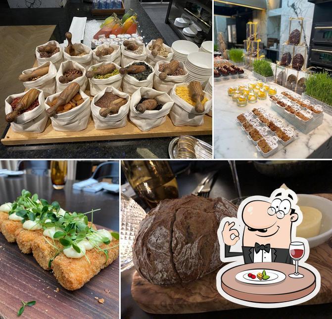 Essen im The Bank Brasserie & Bar