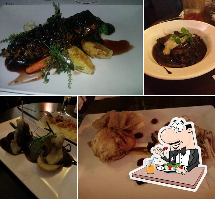 Comida en RESTAURANTE TORRE DE SANDE