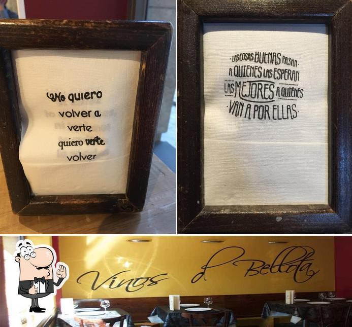 Vea esta foto de Restaurante en el Retiro de Madrid Vinos de Bellota