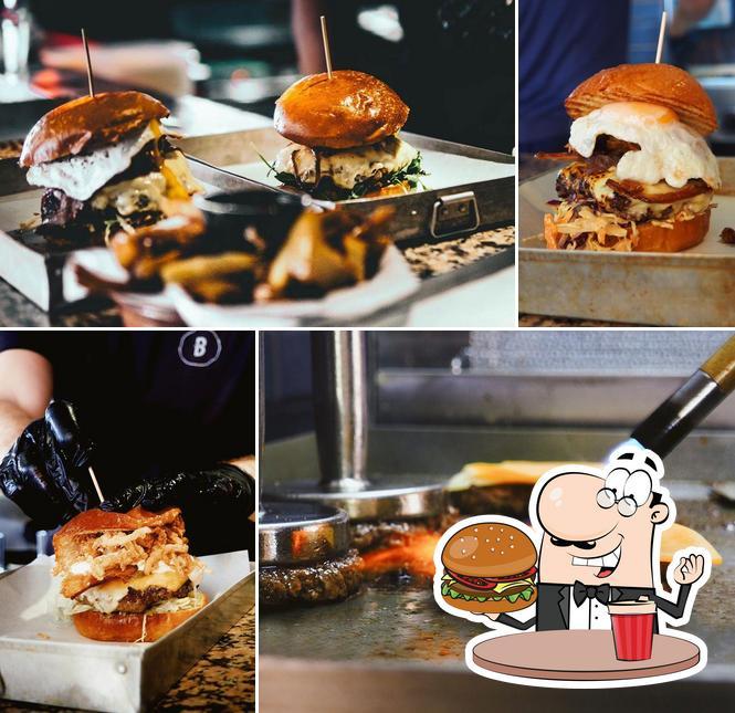 Las hamburguesas de Buco Burger gustan a distintos paladares