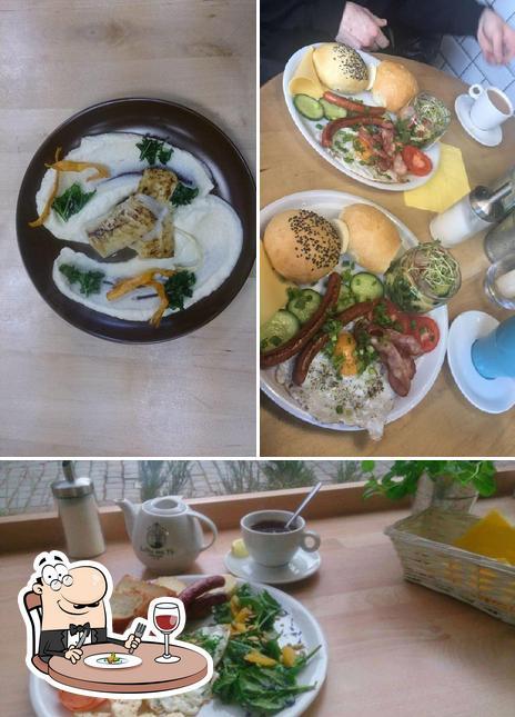 Food at Bułka