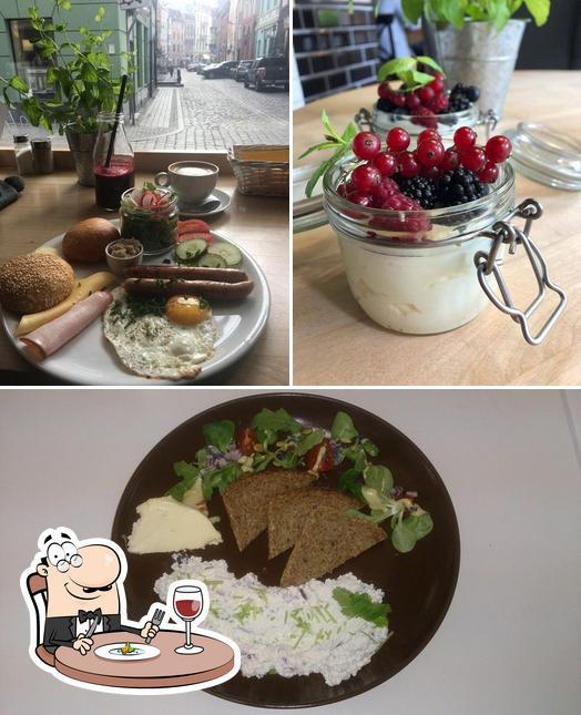 Meals at Bułka