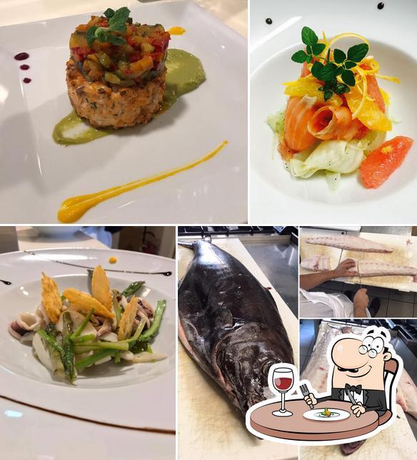 Meals at Ciborgo