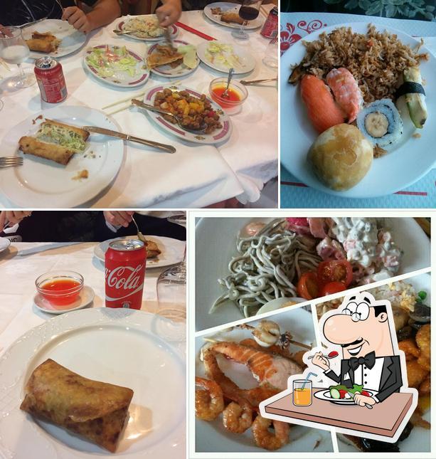 Comida en Cocina King