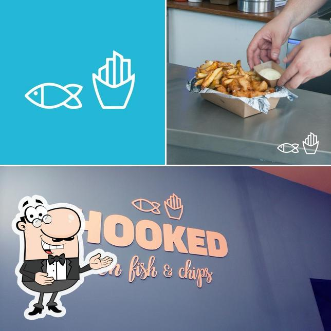 Photo de Hooked on fish and chips