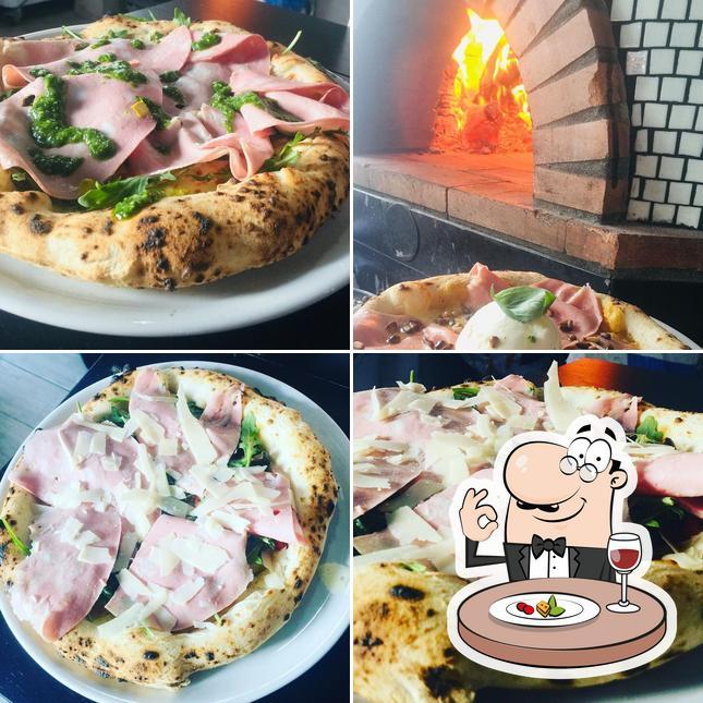 Еда в L'Antico Forno