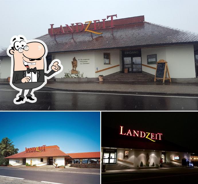 Внешнее оформление Landzeit