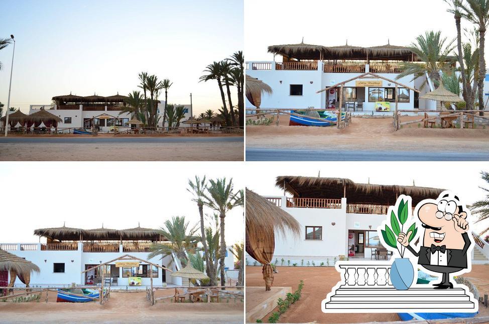 Mira cómo es Restaurant Lella Hadhria por fuera