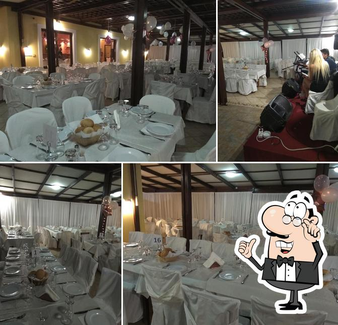 Check out how Margarita Geek Restaurant looks inside