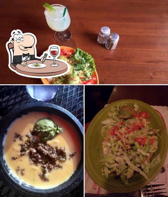 Meals at Matt's El Rancho
