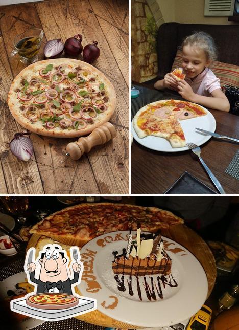 Pide una pizza en Papasha Beppe