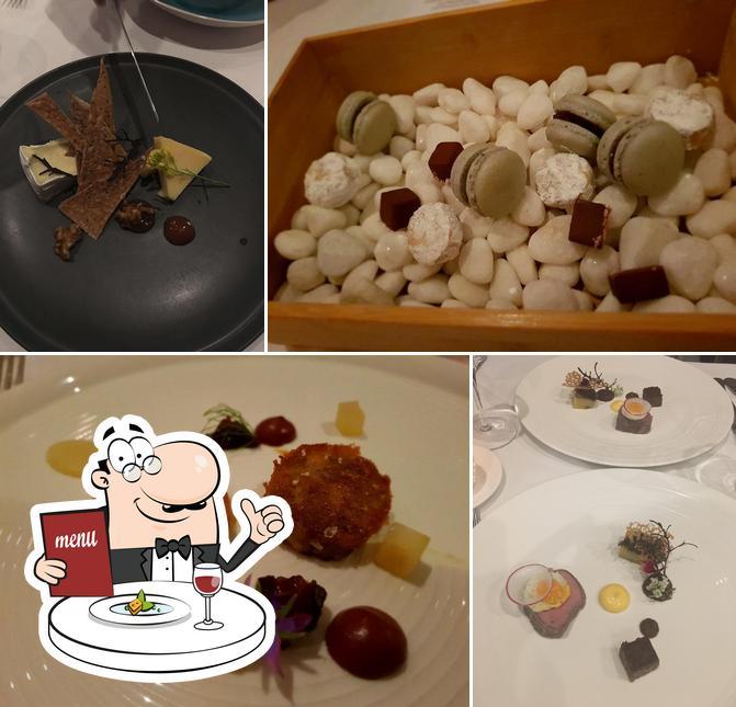Food at Petite Mort