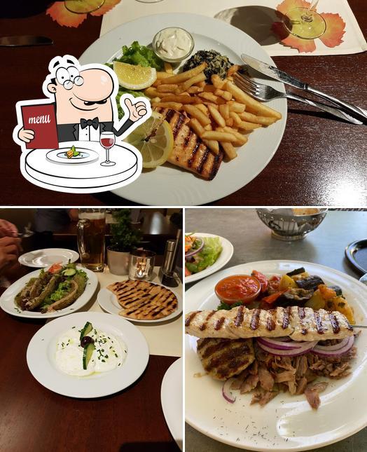 Nourriture à Syrtaki