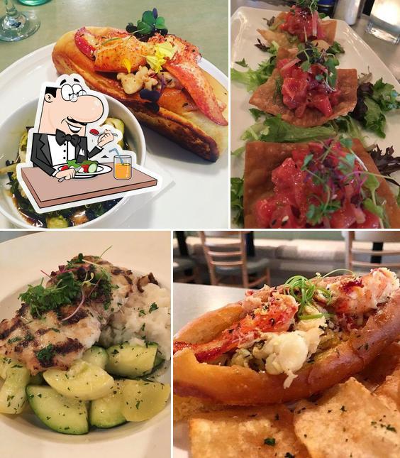 Meals at TJ's Seafood Market & Grill - Preston Royal