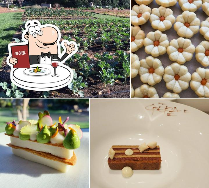 Meals at The French Laundry