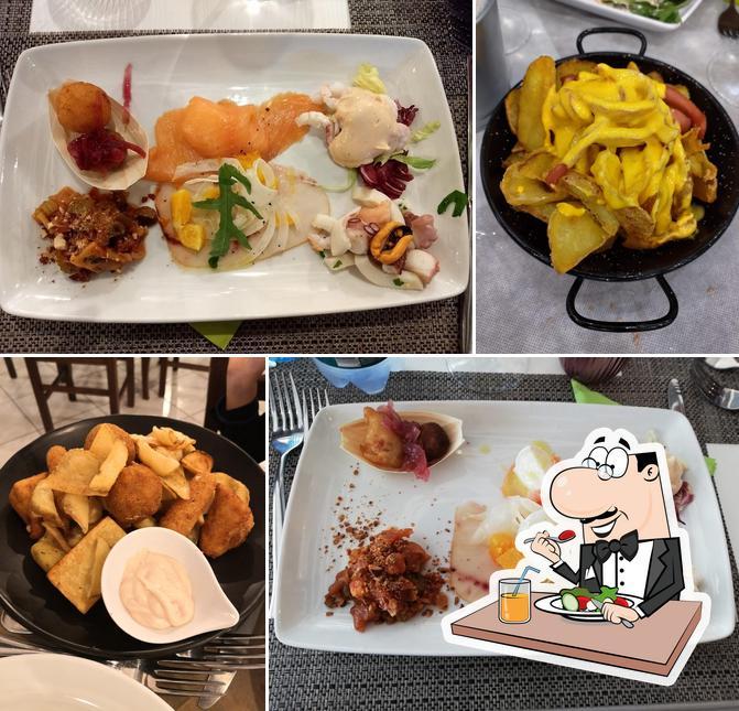 Nourriture à Tutti a tavola