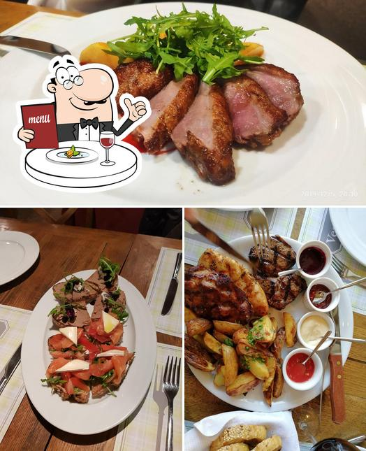 Meals at Very Well Cafe
