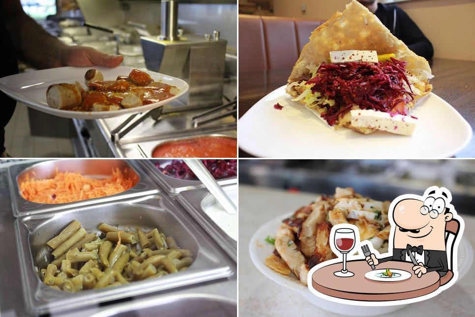 Блюда в Zum Kurfürsten