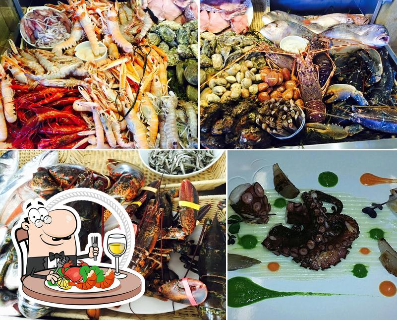 Get seafood at Ristorante Grill Bitta 20