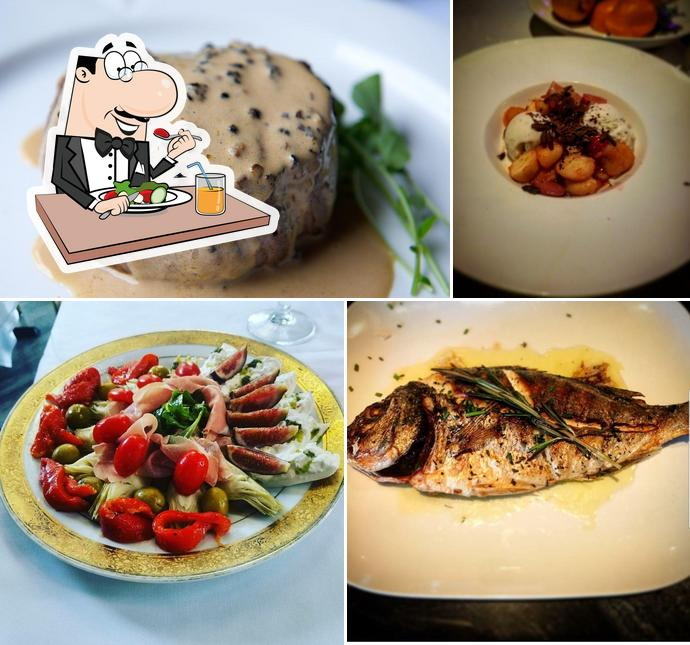 Meals at Momento Restaurant