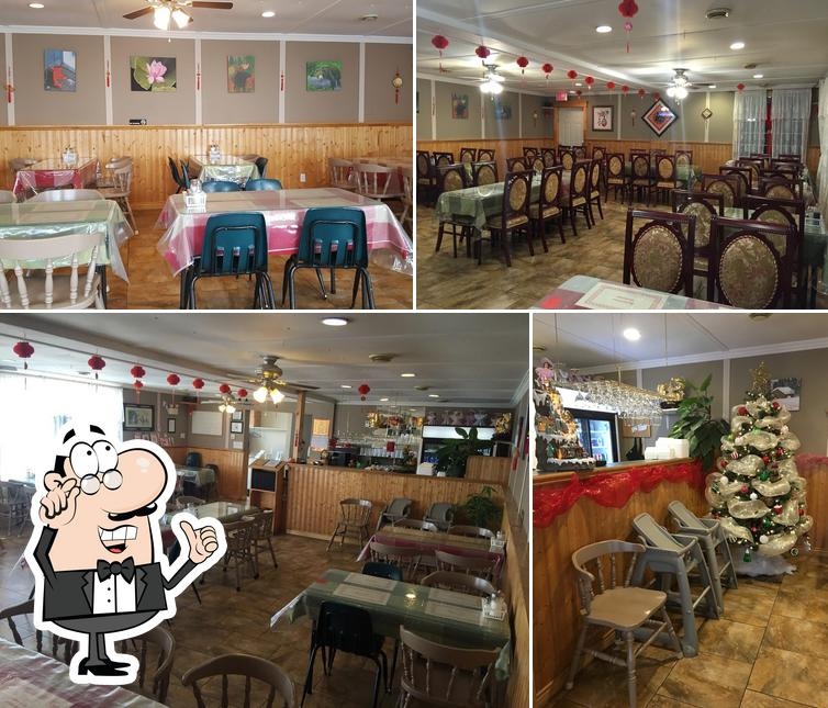 Check out how Sun Wui Family Restaurant looks inside