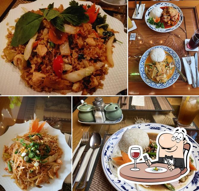 Essen im Bangkok