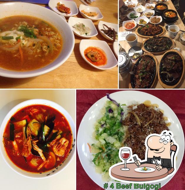 Meals at Mr. Wok