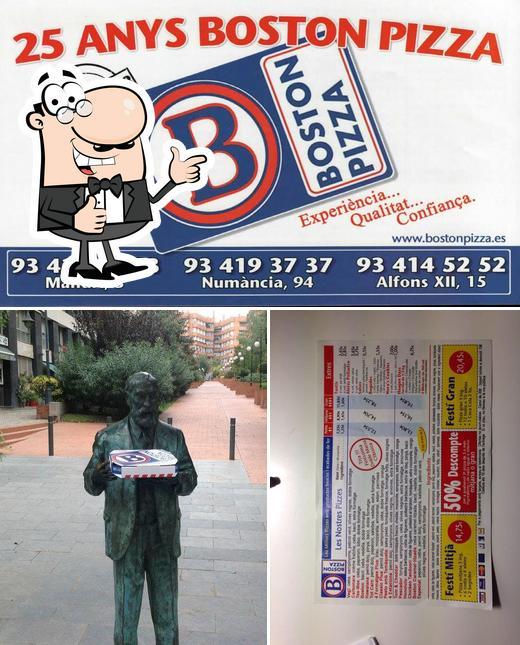 Photo of Boston Pizza Mandri