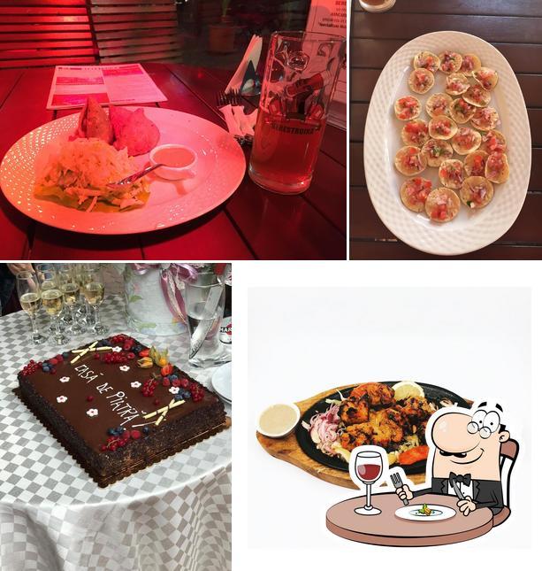 Food at Berestroika