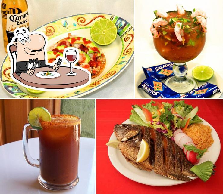 Comida en Ildefonso san