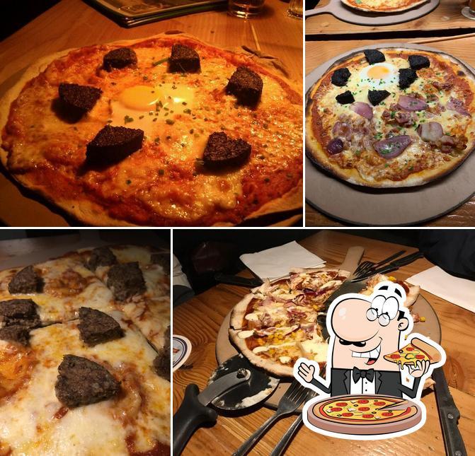 Tómate una pizza en Republic Bier Halle