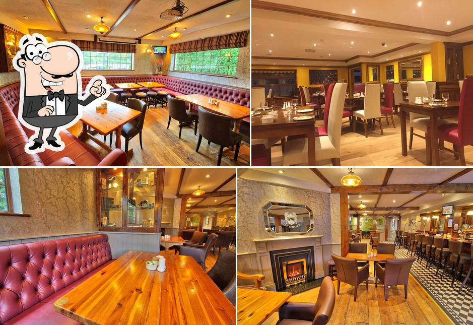 Check out how The Valley Inn looks inside