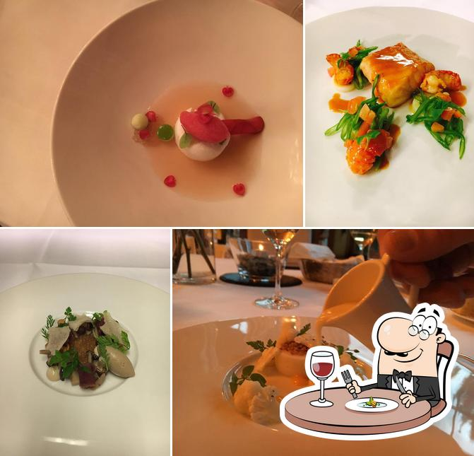 Meals at Alpine Gourmet Prato Borni