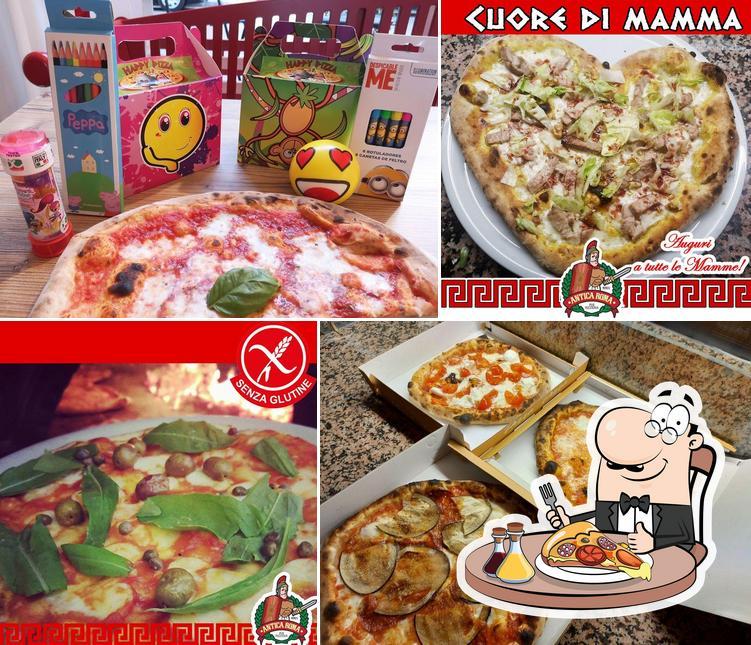 Prenditi una pizza a Pizzeria Pub - Antica Roma