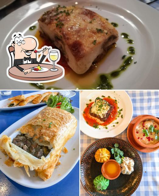 Food at Avra