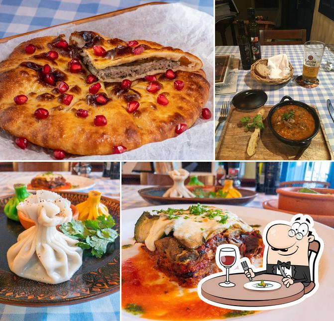 Meals at Avra