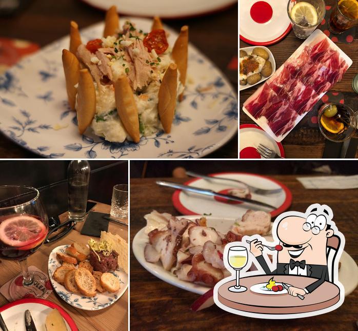 Food at Casa Lolea
