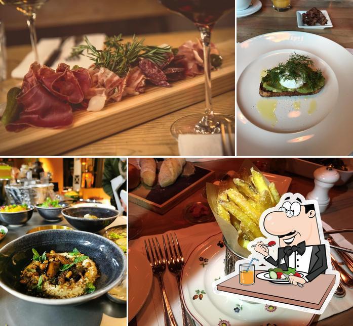 Meals at Madre Nostra by CERVO