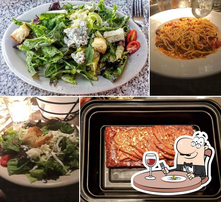 Food at Ciao Ristorante