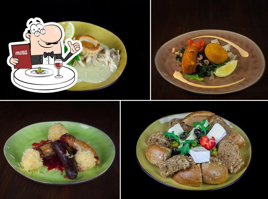 Food at Elfde Gebod