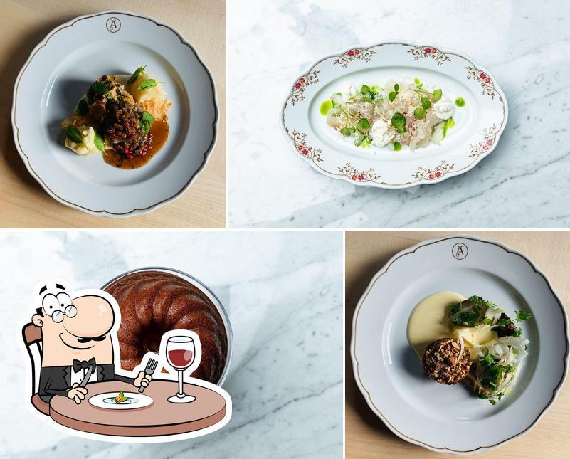 Meals at Finnjävel