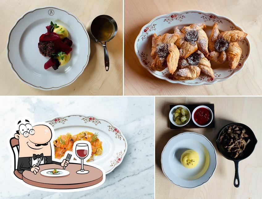 Food at Finnjävel
