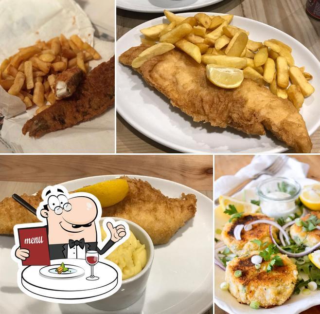 Food at Fishers
