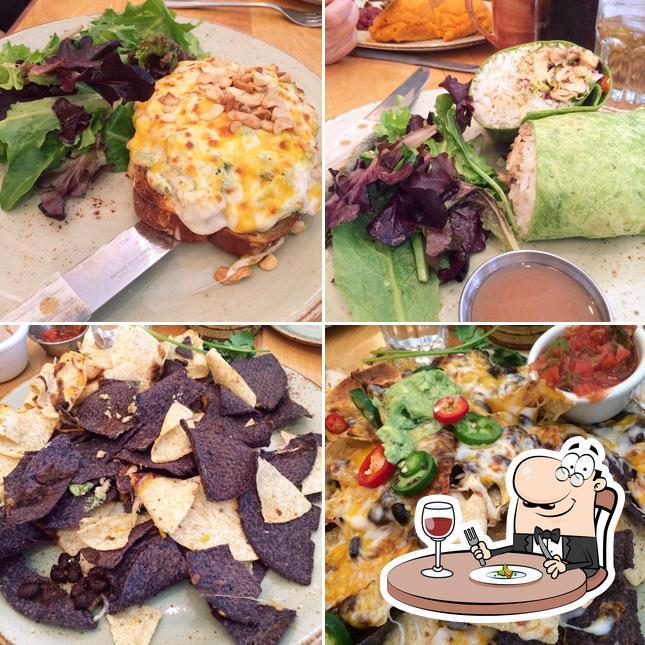 Food at Good Earth