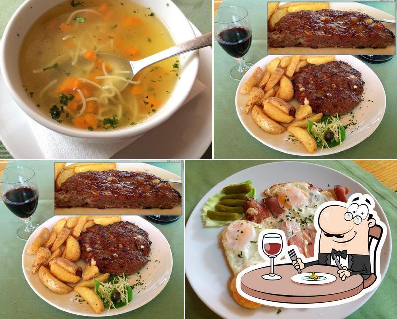 Блюда в Konoba Bocun