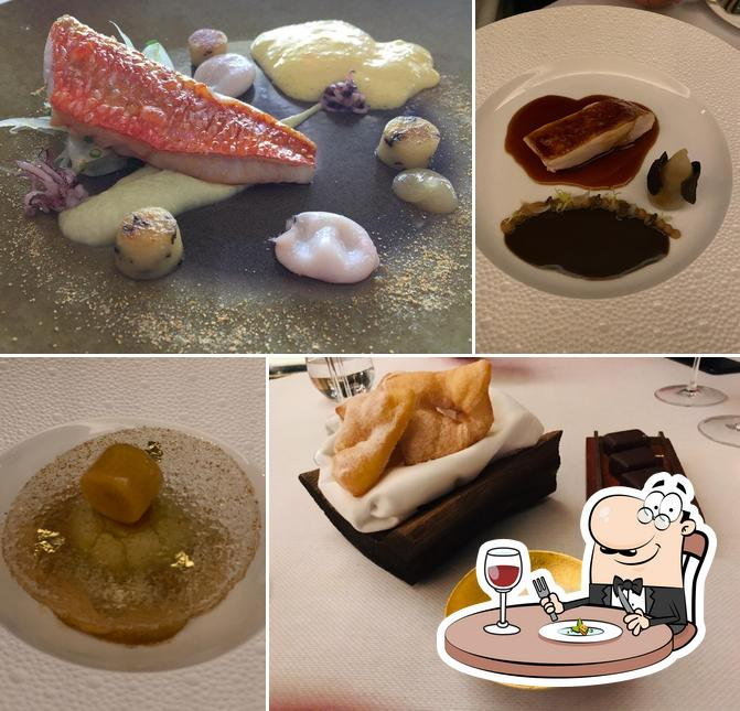 Meals at Le Normandie
